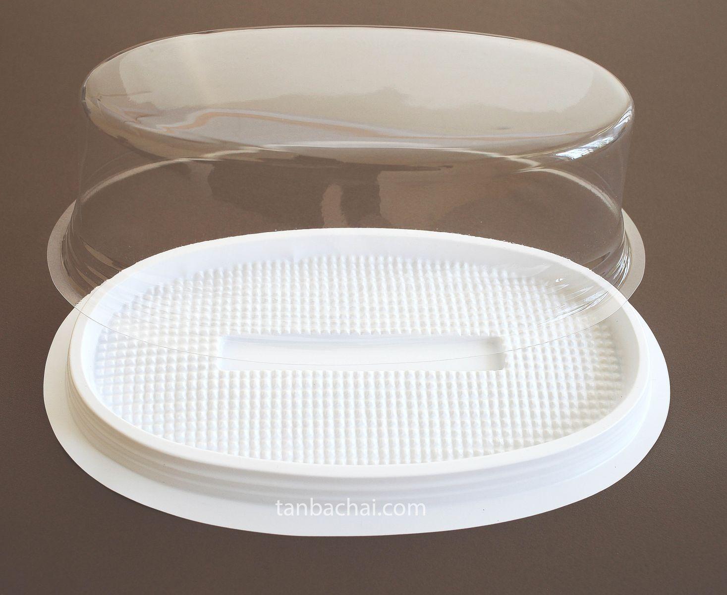 Hộp nhựa bánh bông lan HX12